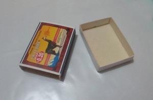 caja de fosforos