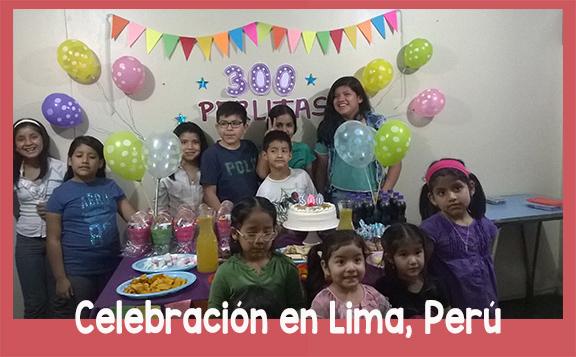 Celebracion en Lima
