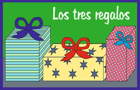 Los tres regalos