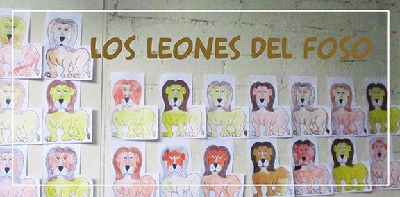 leones del foso