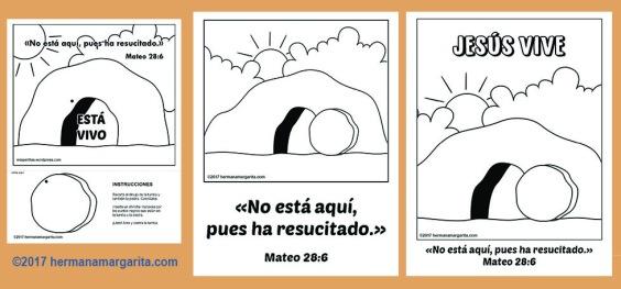 Dibujos Para Colorear Caja De Ideas Con Cristina Y Tia Margarita